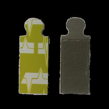 Hartgel-Elektroden klein