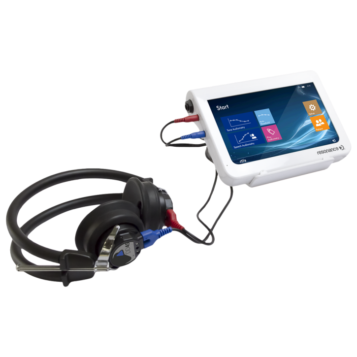Tablet r17a Audiometer